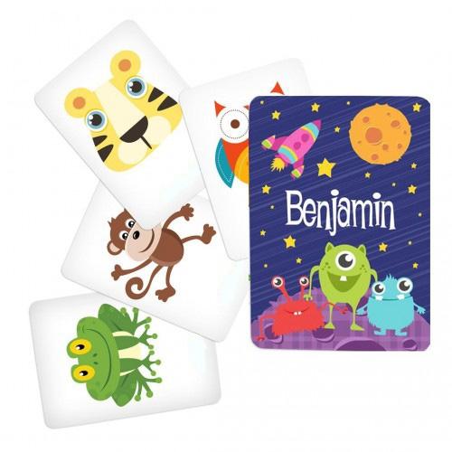 Animal Characters Memory Games