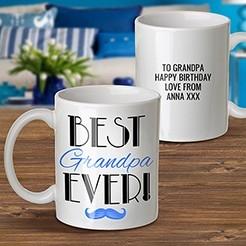 Grandpa Mugs