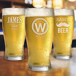 Standard Beer Glasses