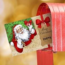Santa Postcards