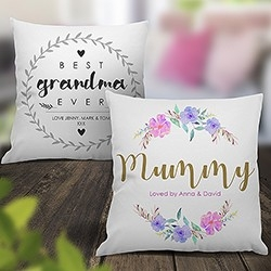 Mum Premium Cushion Covers