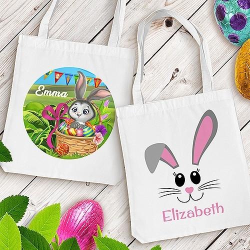 Easter Premium Tote Bags