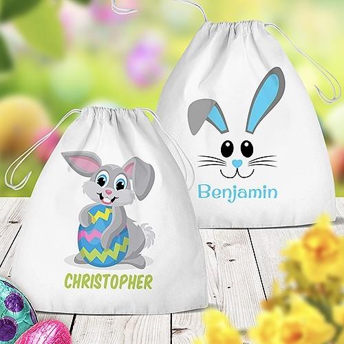 Easter Premium Drawstring Bags