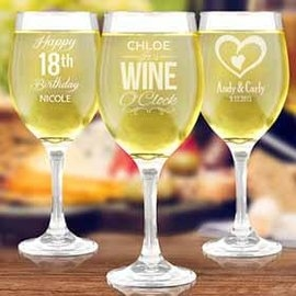 Stem Wine Glasses