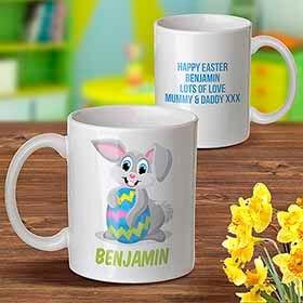 Easter Ceramic Mugs