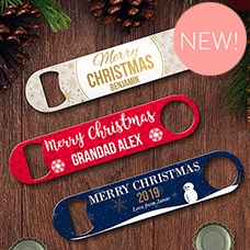 Christmas Bottle Openers