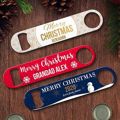 Christmas Bottle Openers