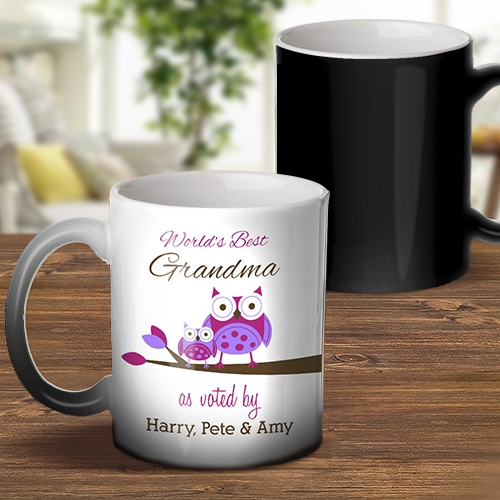 Grandma Magic Mugs