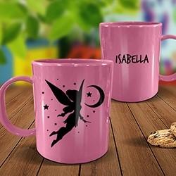 Pink Melamine Mugs