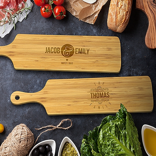 Bamboo Serving Boards