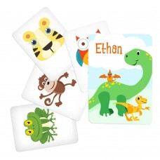 Memory Game with Dino Theme - Character Pack 1