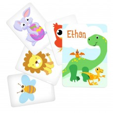 Memory Game with Dino Theme - Character Pack 2