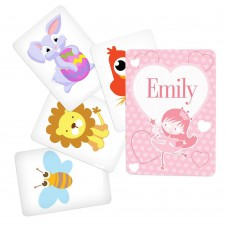 Memory Game with Fairy Theme - Character Pack 2