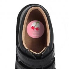 Cherry Shoe Dot Label