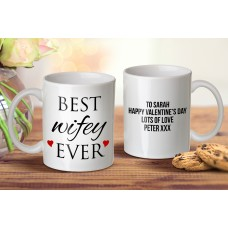 Best Wifey Mug