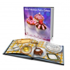 """Personalised Story Book: """"Fabulous Fairy Cakes"""""""