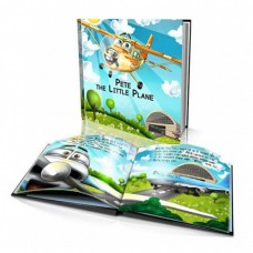 "Personalised Story Book: ""The Little Plane"""