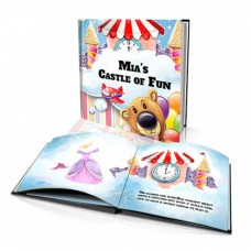 "Personalised Story Book: ""Castle of Fun"""