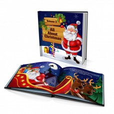 "Personalised Story Book: ""All About Christmas - Volume 2"""