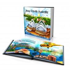 "Personalised Story Book: ""Travels Australia"""