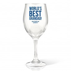 Best Grandad Wine Glass