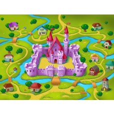 Castle Play Blanket