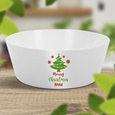 Christmas Tree Kids' Bowl
