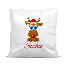 Cute Reindeer Classic Cushion Cover