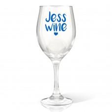 Jess Wine Glass