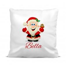 Jolly Santa Classic Cushion Cover