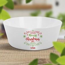 Merry Christmas Kids' Bowl