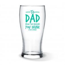 Reasons You Drink Standard Beer Glass