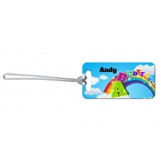 A to Z Bag Tag