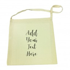 Add Your Own Message Tote Bag