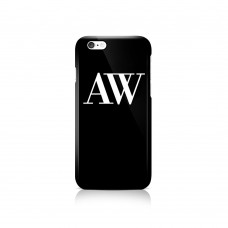 Black Apple iPhone Case