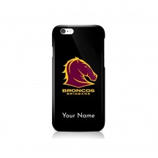 NRL Broncos Apple iPhone Case