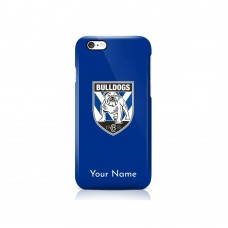 NRL Bulldogs Apple iPhone Case