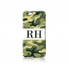 Camouflage Apple iPhone Case