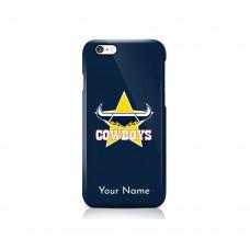 NRL Cowboys Apple iPhone Case