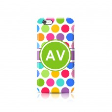 Dotty Apple iPhone Case