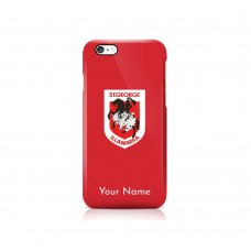 NRL Dragons Apple iPhone Case