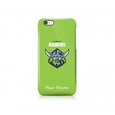 NRL Raiders Apple iPhone Case