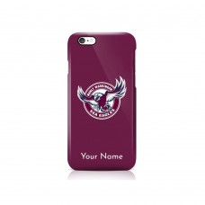 NRL Sea Eagles Apple iPhone Case