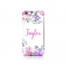 Secret Garden Apple iPhone Case