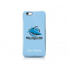 NRL Sharks Apple iPhone Case