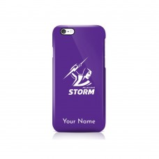 NRL Storm Apple iPhone Case