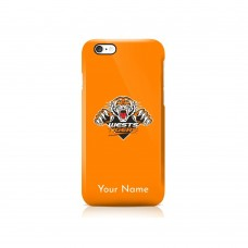 NRL Wests Tigers Apple iPhone Case