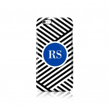 Zebra Apple iPhone Case