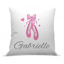 Ballet Shoes Premium Cushion Cover