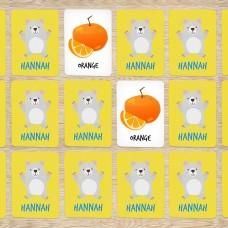 Bear Memory Cards